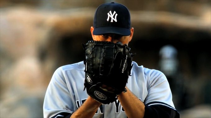 Happy Birthday to the guy with one of the scariest stare downs in the game, Andy Pettitte!