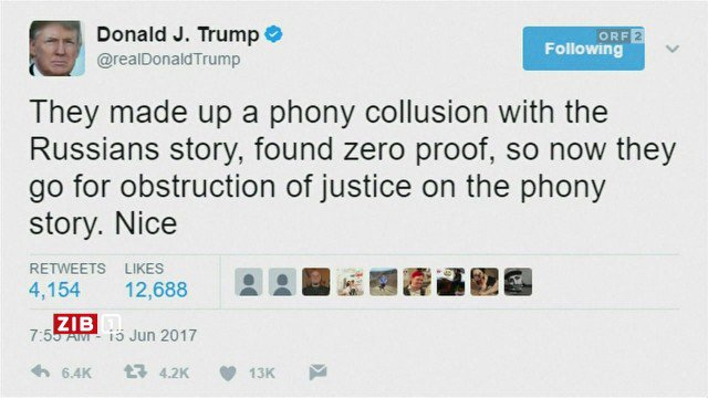 Sonderermittler Mueller