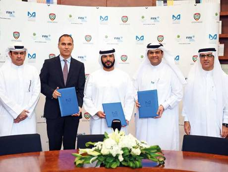 UAE footballers have Fifa centre to address injuries