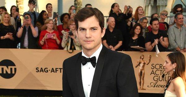 Before Ashton Kutcher's son was born, he wanted to name him Walt, like Walt Disney: