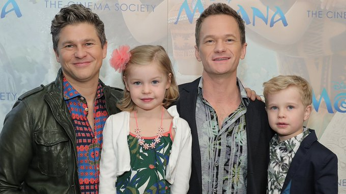 Happy birthday, Neil Patrick Harris ( Have a wonderful day with your beautiful family.