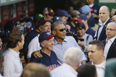 How to live-stream the Congressional Baseball Game tonight