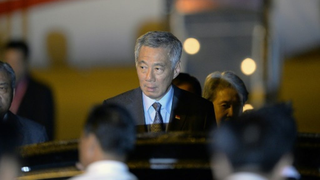 Singapore's first family should quit politics: brother