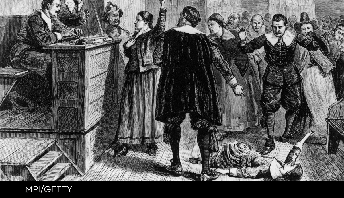 RT @NewYorker: The single greatest witch hunt in American history occurred in 1692 not 2017 https://t.co/RvdUUJxfMu https://t.co/n6ktmZ7twy