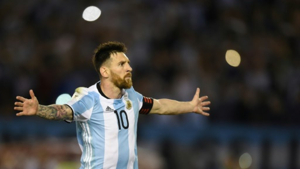 Lionel Messi pledges 'fight' as Argentina eye World Cup