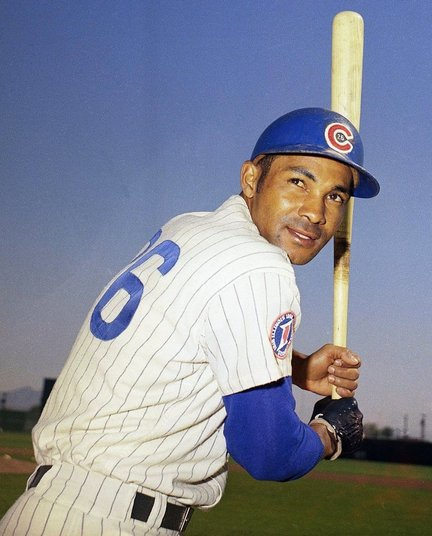 Happy birthday to Sweet Swinging Billy Williams, a Hall of Famer, and one of the greatest