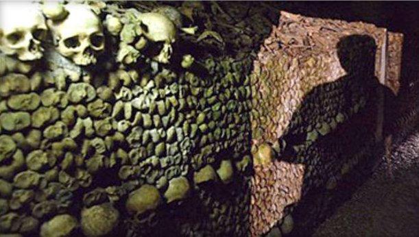 Teens rescued after 3 days underground in skeleton-lined labyrinth of the Catacombs of Paris