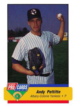 Happy Birthday to former Albany-Colonie Yankees starting pitcher Andy Pettitte, who turns 45 today!