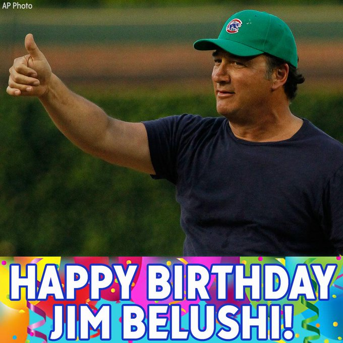 Happy Birthday, Jim Belushi!