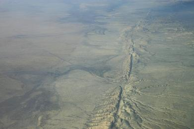 San Andreas Fault earthquakes are triggered by winter rain and snow, scientists discover