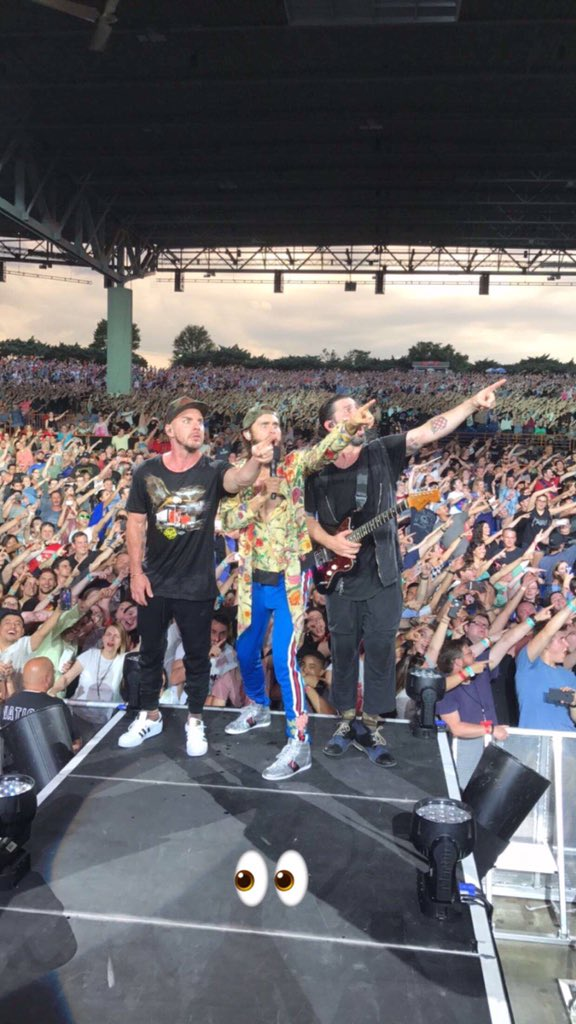 RT @30SECONDSTOMARS: THX, NORTH CAROLINA!!! ???? https://t.co/wS5u1Gl6O8