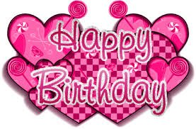 Wishing you a very happy birthday today! We hope you are enjoying your extra special day!