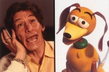 Happy birthday to the late great Jim Varney, the voice of Slinky in the first two TOY STORY films!