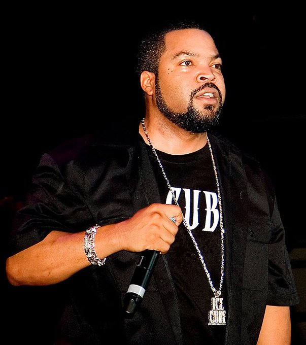 Happy birthday, Ice Cube