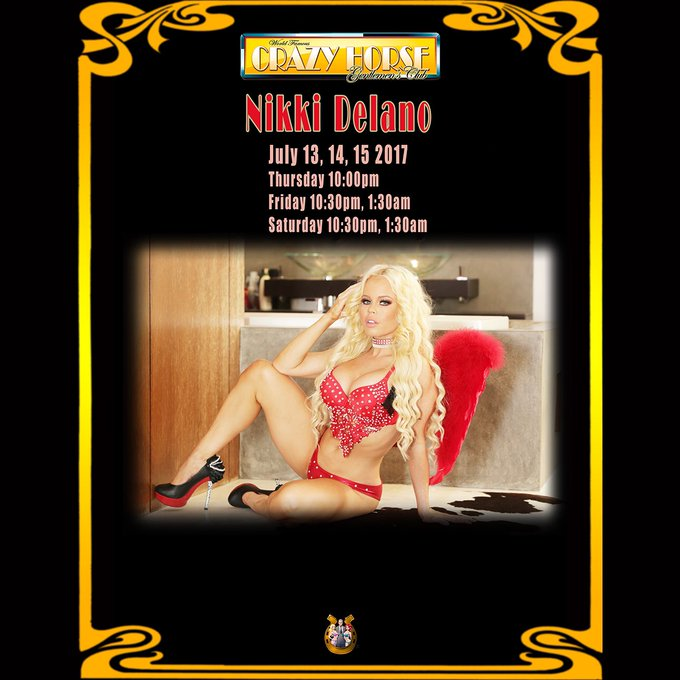 July 13-15 I will be back featuring in San Francisco at the amazing @CrazyHorseSF https://t.co/pPg6T