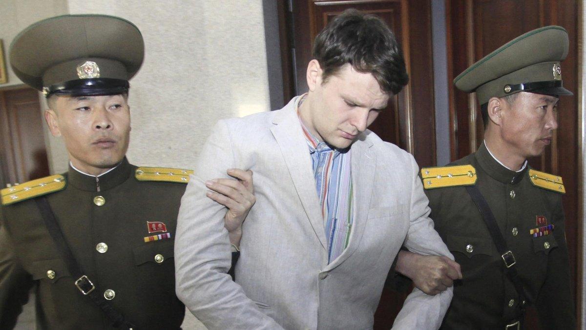 North Korea calls itself 'biggest victim' in Warmbier's death