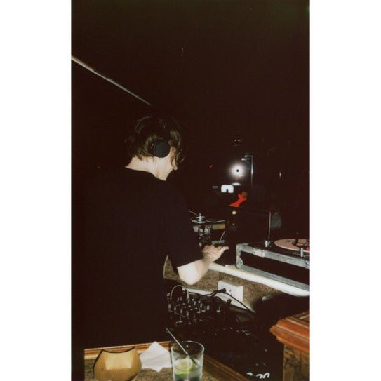 #APC BAM BAM パーティー N°4  場所 : La Discotheque, 80 blvd de Clichy #Paris  ポラロイド : #PierreAngeCarlotti https://t.co/XhOo8YssA5