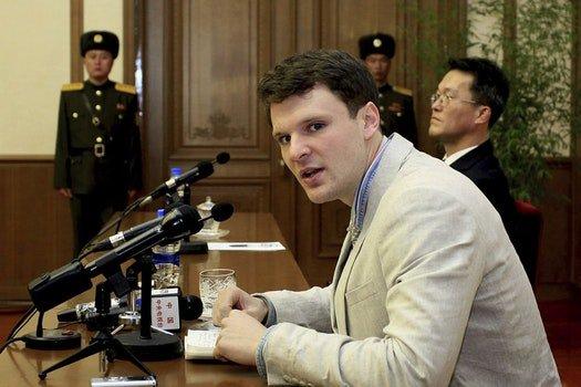 North Korea denies torturing American detainee Otto Warmbier