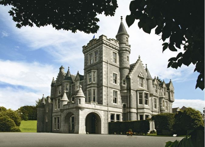 WIN A Spa Break In Aberdeenshire freebiefriday competition