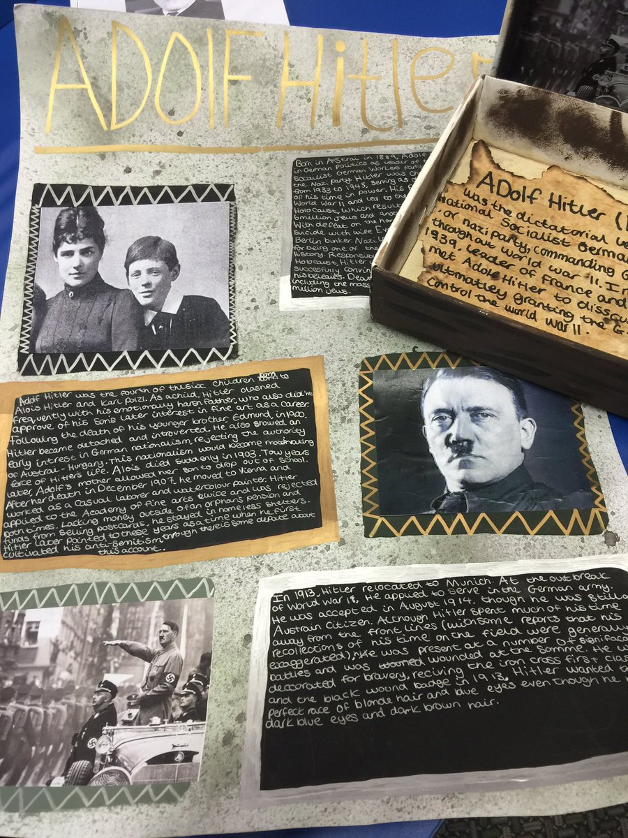 test Twitter Media - Outstanding work from Year 7 in their History project! 🇬🇬👏👌👍⭐️💙💪 @LamareHighSchoo @GovEducation @Govgg @TeachHistConf @TeachHistory19 https://t.co/t55jVZHscS
