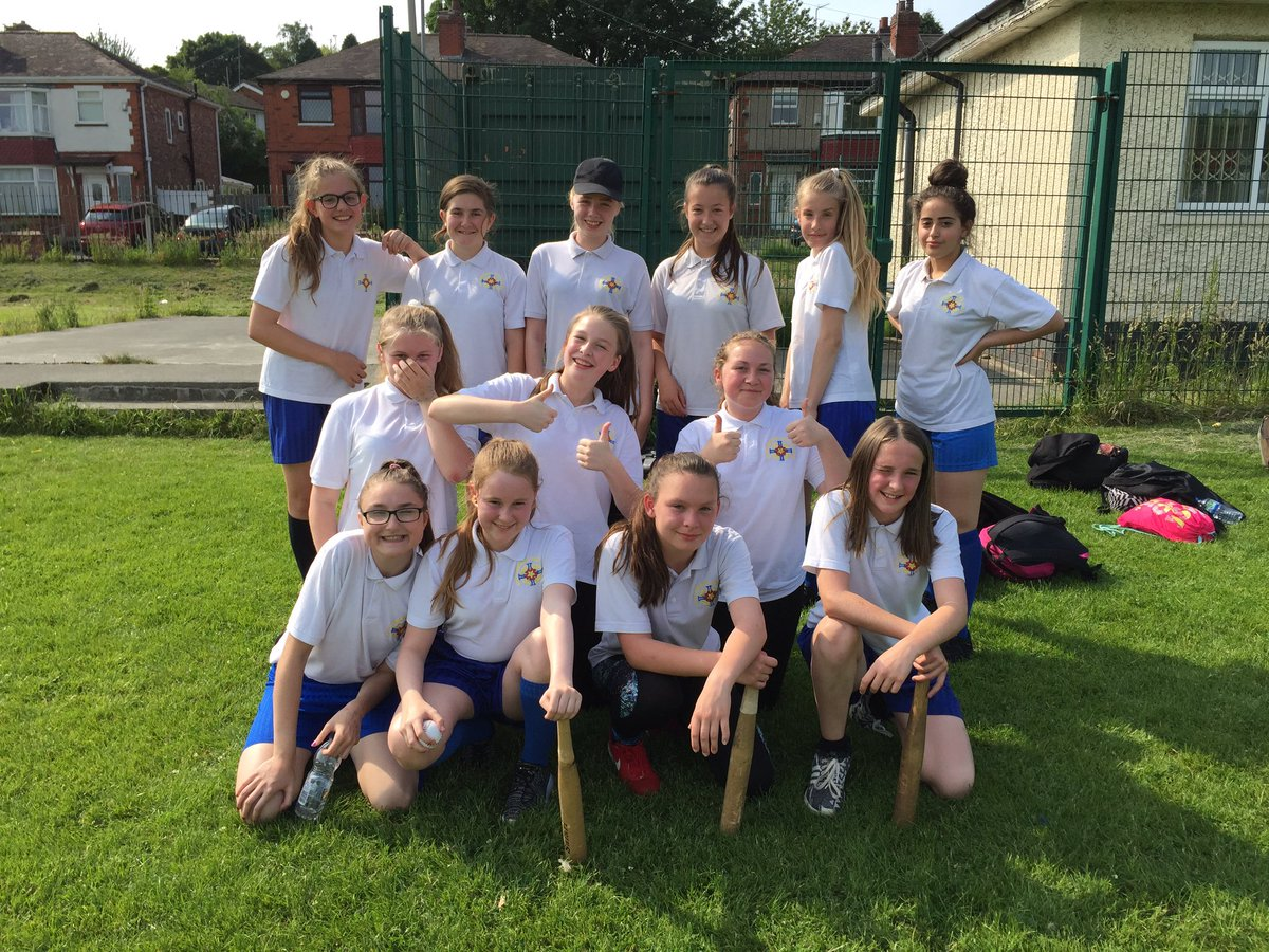 test Twitter Media - Well done to the year 8/9 rounders team who took part in a tournament on Monday night. They won 2 and lost 2. Great effort girls!! https://t.co/WNWCgGFUiz