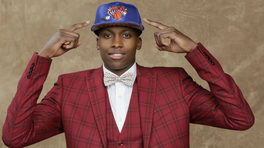 France's Ntilikina gets dream move to NBA