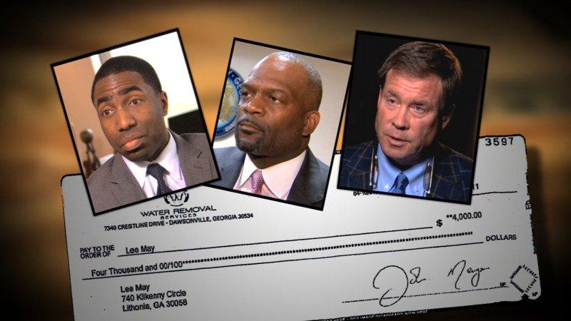2 men plead guilty in DeKalb corruption case involving forged $4,000 check