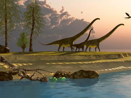 Sun's missing twin may have wiped out dinosaurs