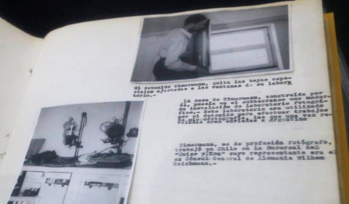 Nazi spies planned bombings in Chile, archives reveal