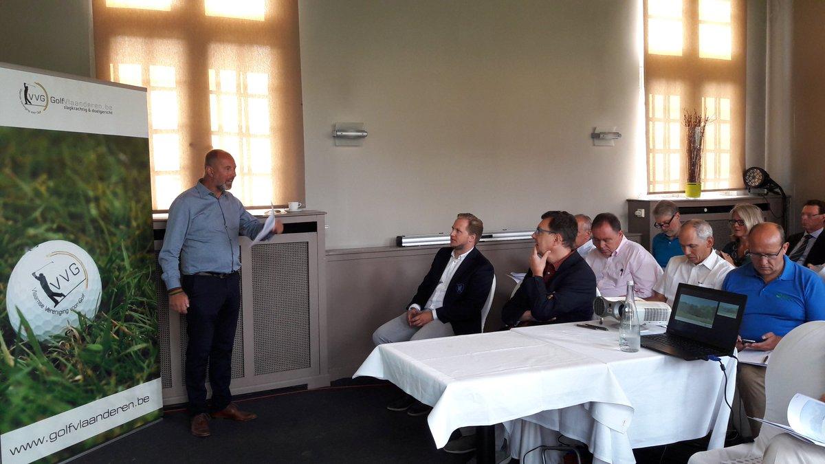 Het startschot van onze infovergadering managers is gegeven <strong>@FacilicomBE</strong> Amateur Open https://t.co/miwUjfgGZk