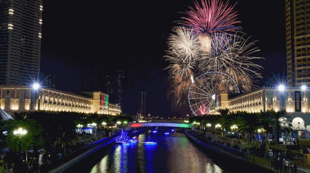 Where to watch Eid Al Fitr fireworks in the UAE