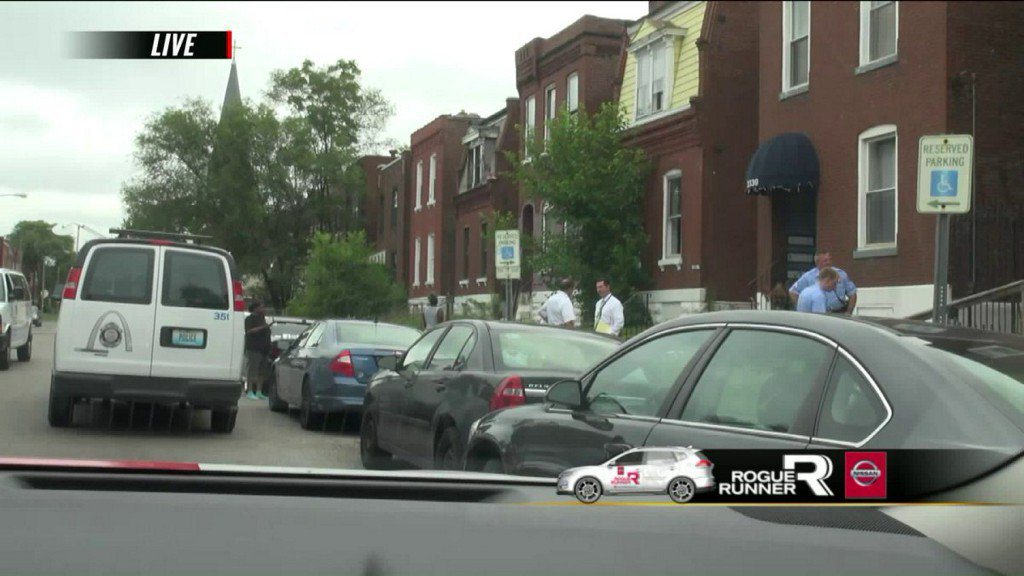 Police investigating suspicious death of infant in south St.Louis