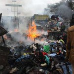 Home & Away: Why Nairobi slums fires are not about to end