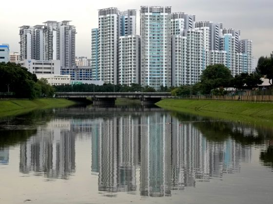 Here's another sign Singapore's housing market is recovering