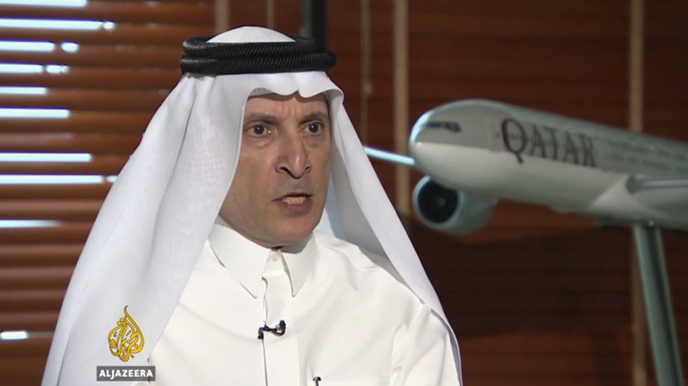 Can the world's aviation watchdog end the Qatar ban?