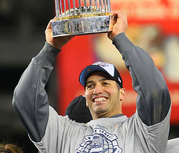 Happy birthday to my lord, Andy Pettitte.