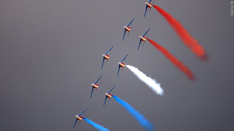The 52nd Paris Air Show kicks off Sunday. Here's what to expect