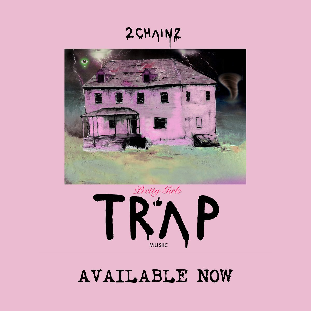 RT @BigSean: Congrats to my brother @2chainz #PrettyGirlsLikeTrapMusic https://t.co/F7cQDimqTw https://t.co/eq5Lw154S0