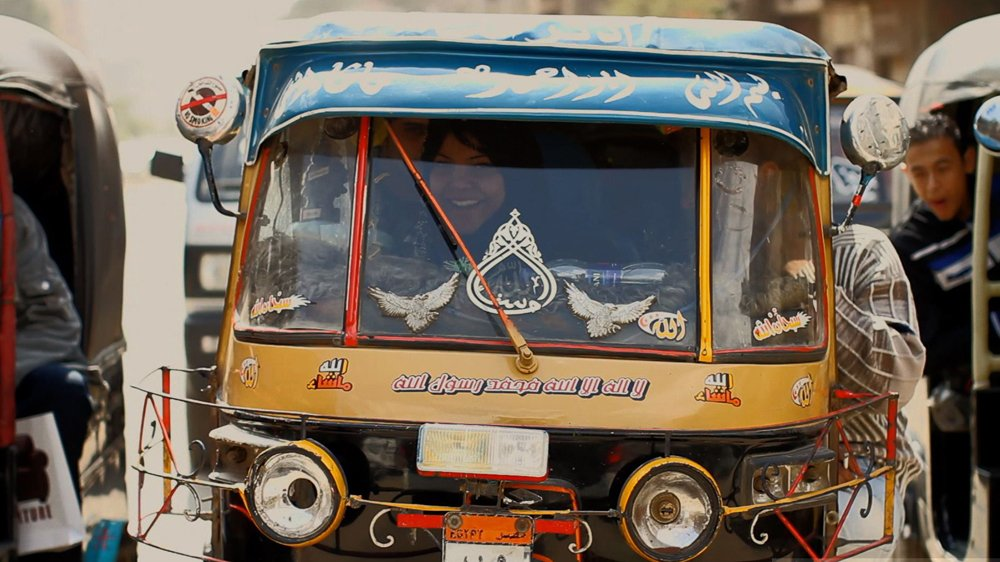 From a rickshaw to a 36-tonne truck: The stories of Egypt's Women Drivers