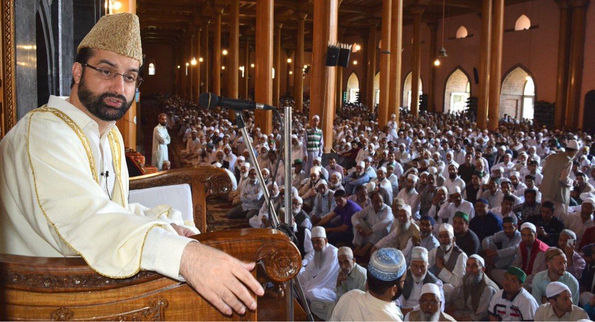 Mirwaiz umar farooq wedding
