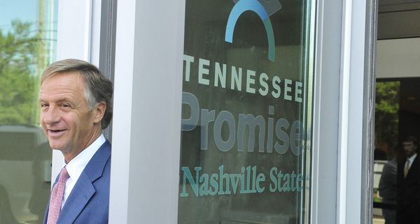 After a series of blockbuster college programs, Gov. Bill Haslam turns focus to graduation rates