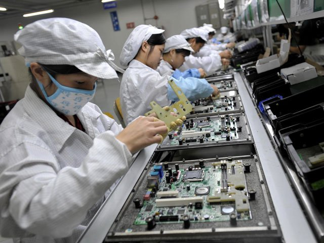 Taiwan's Foxconn, assembler of iPhones, considering Wisconsin plant