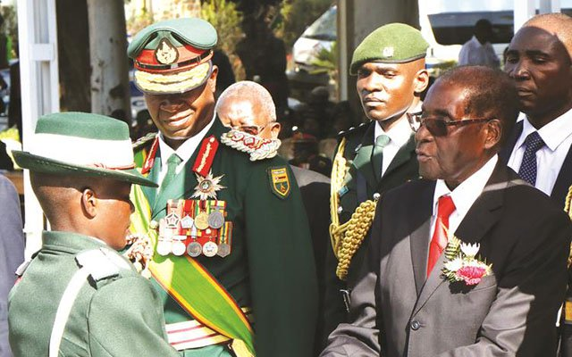 President commissions 136 officer cadets | The