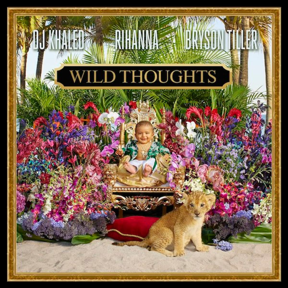 .@DJKhaled delivers his latest single 'Wild Thoughts,' f/ @Rihanna and @BrysonTiller. https://t.co/qLEluqtbD8 https://t.co/xzIGdQNovc