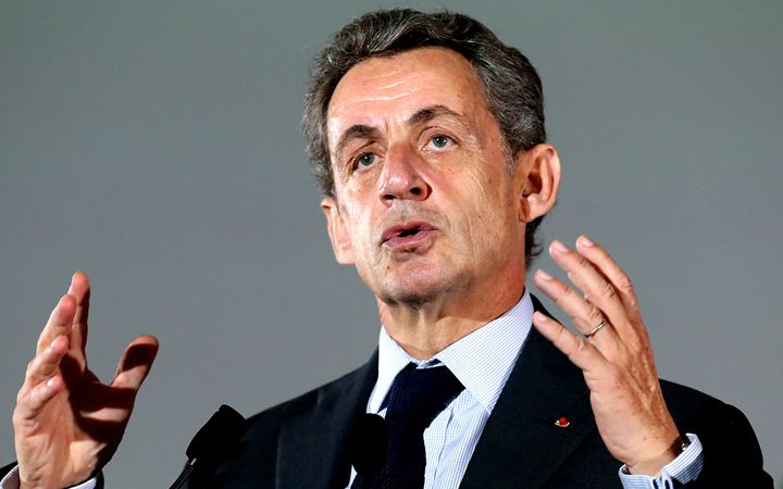 Former president Sarkozy enters New Caledonia campaign