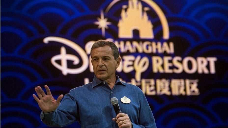 Bob Iger Touts Strong First Year at Shanghai Disney Resort