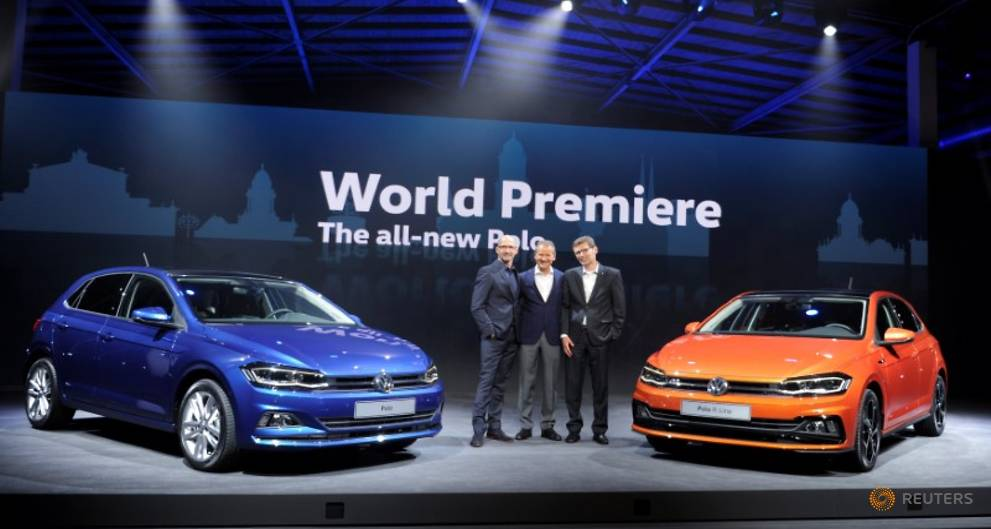 VW brand CEO sees new models driving profit and sales