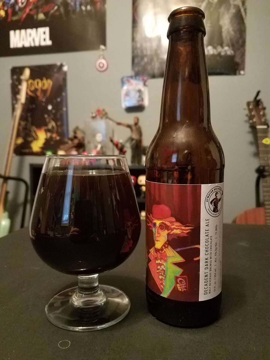 test Twitter Media - We return for a taste of @atwaterbeer's Decadent Dark Chocolate Ale & mildly spoil #WonderWoman in this week's ep! https://t.co/dJDgl9Ftev https://t.co/DGSowvEM1s