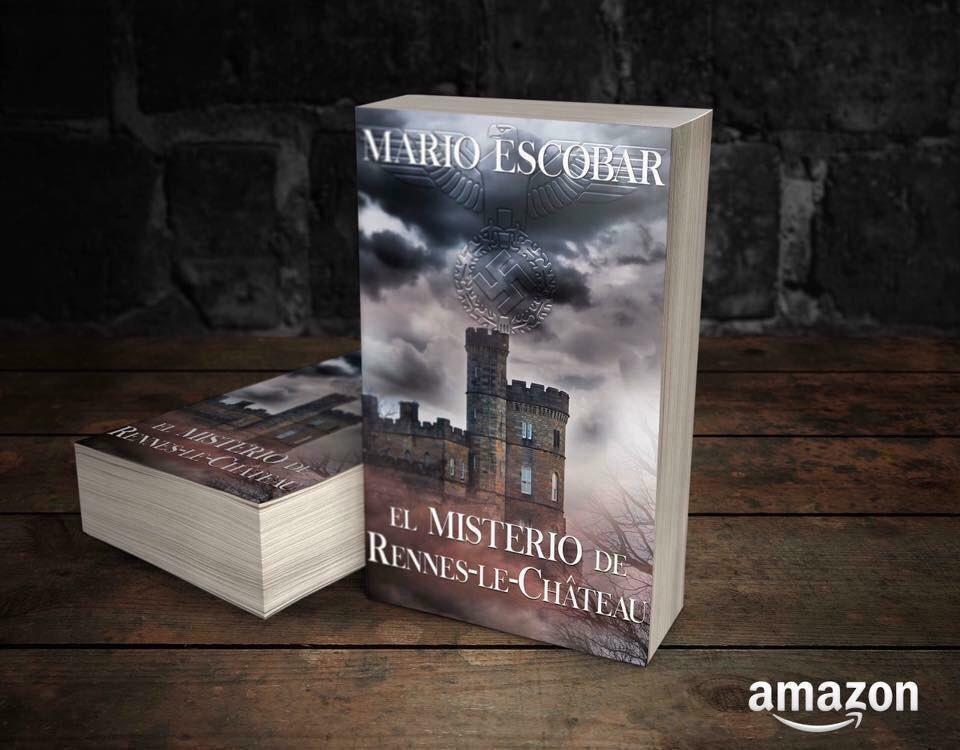 El misterio de Rennes-le-Château by @EscobarGolderos @AmazonESP @amazon #Novela https://t.co/OFA3Oe2YY9  https://t.co/dyBYekBOVC