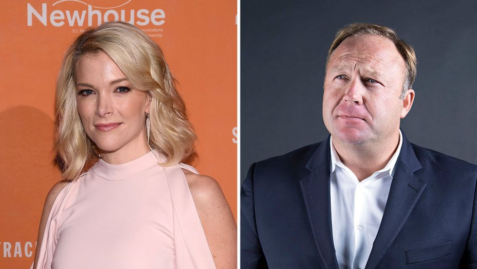 NBC News to air Alex Jones interview with Megyn Kelly